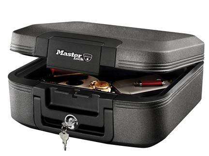 Product video: MasterLock LCHW20101 brandwerende box