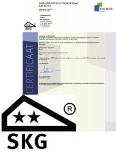 Puck-SKG-certificaat