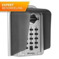 Expert beoordeling - MasterLock 5428 SKG ** sleutelkluis (testscore 8,1/10)