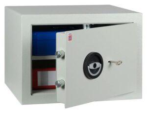 Sistec MT3+ inbraakwerende kluis met dubbelbaard sleutelslot