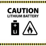Het brandgevaar van lithium ion batterijen