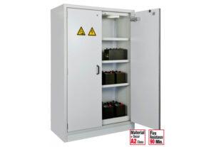 SafetyFirst brandwerende veiligheidskast voor lithium ion batterijen