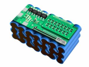 Voorbeeld lithium batterij