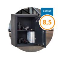 Expert beoordeling - Lips Brandkasten Homesafe (testscore 8,5/10)