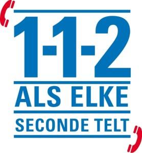 112 als elke seconde telt