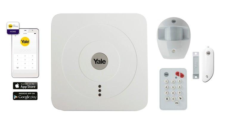 Smartphone alarmsysteem Lite SR-2100i
